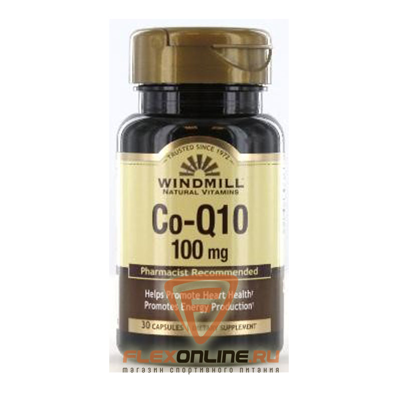 Windmill Co-Q10, 100 mg