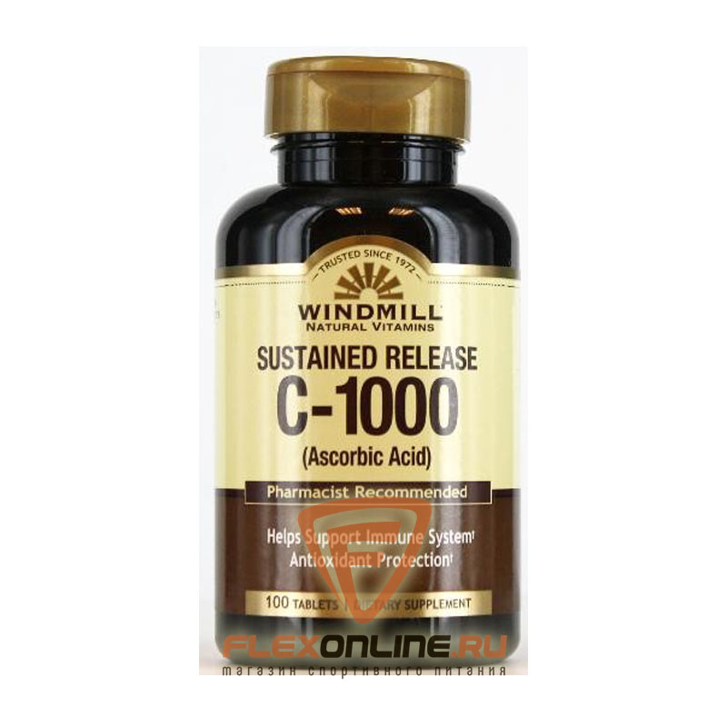 Windmill C-1000 mg Sustained Release