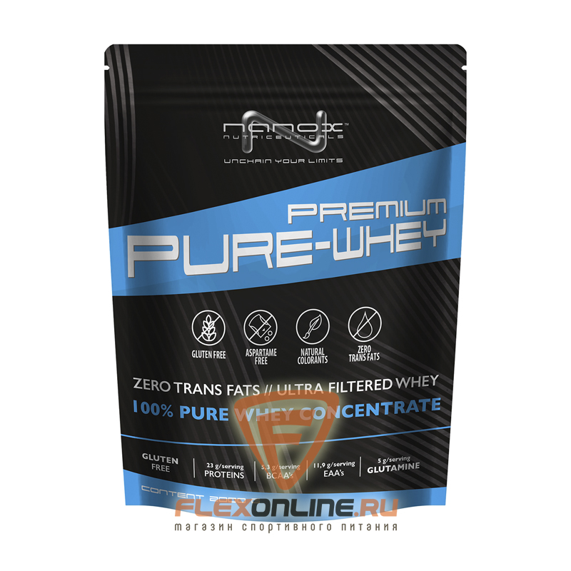 Nanox Premium Pure-Whey