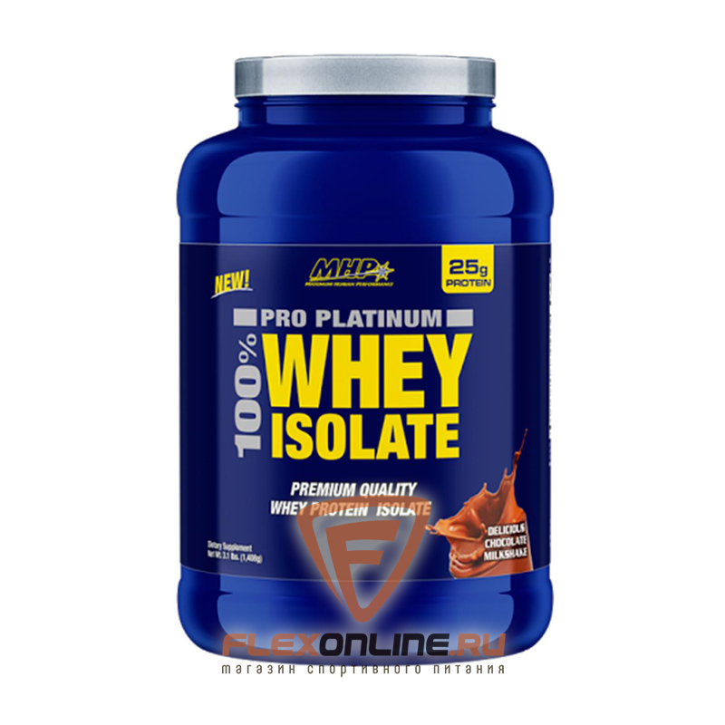 MHP 100% Whey Isolate