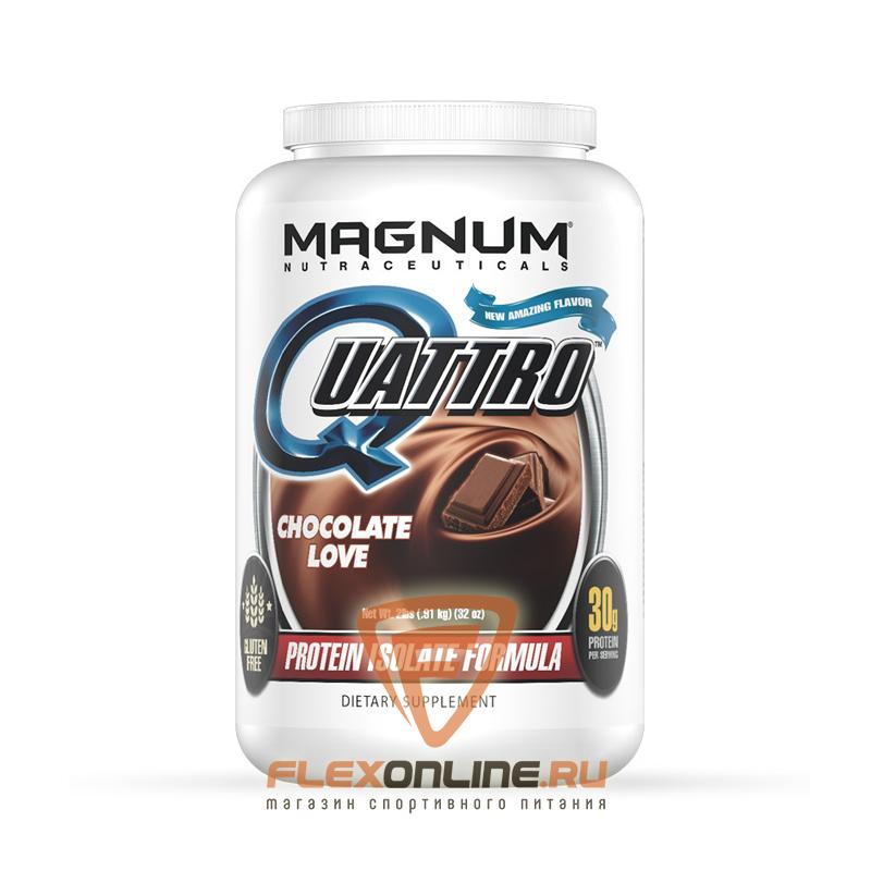 Magnum Quattro