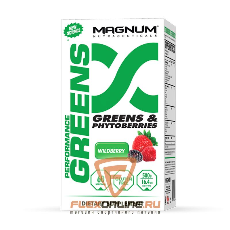 Прочее Greens от Magnum