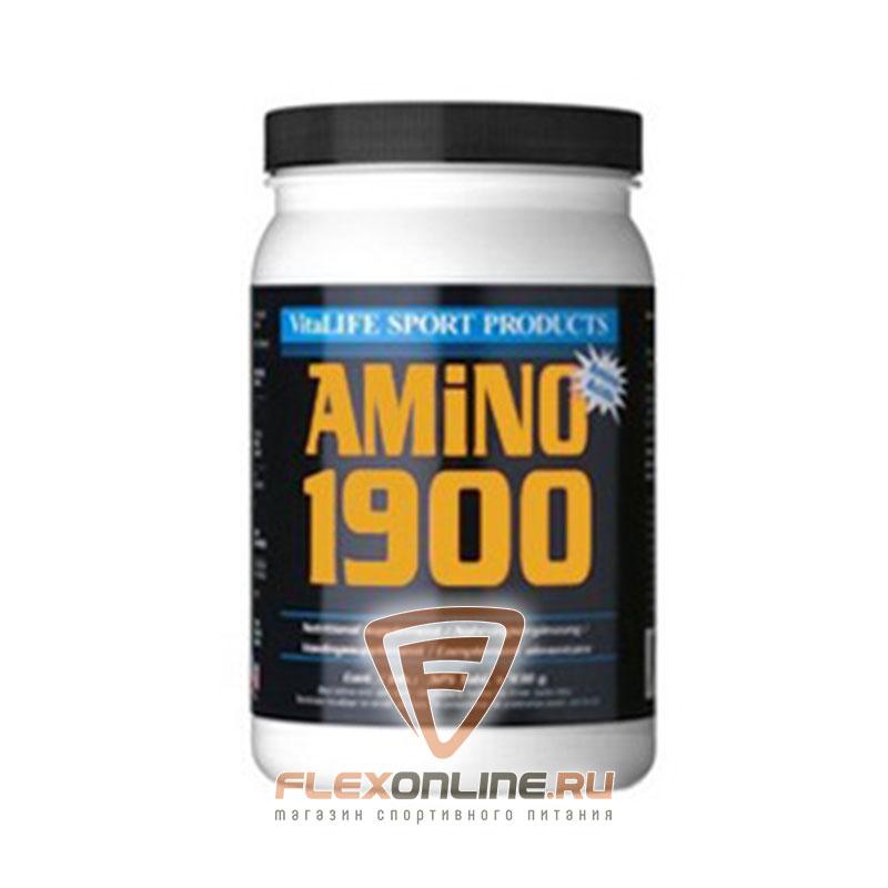 Аминокислоты Amino 1900 от VitaLife