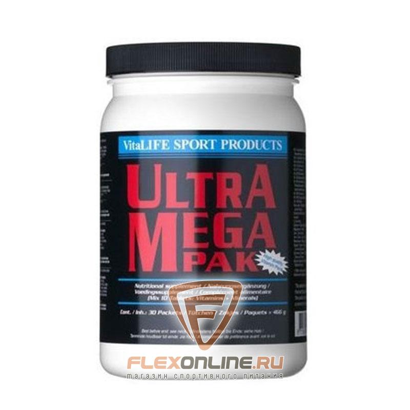 Витамины Ultra Mega Pack от VitaLife