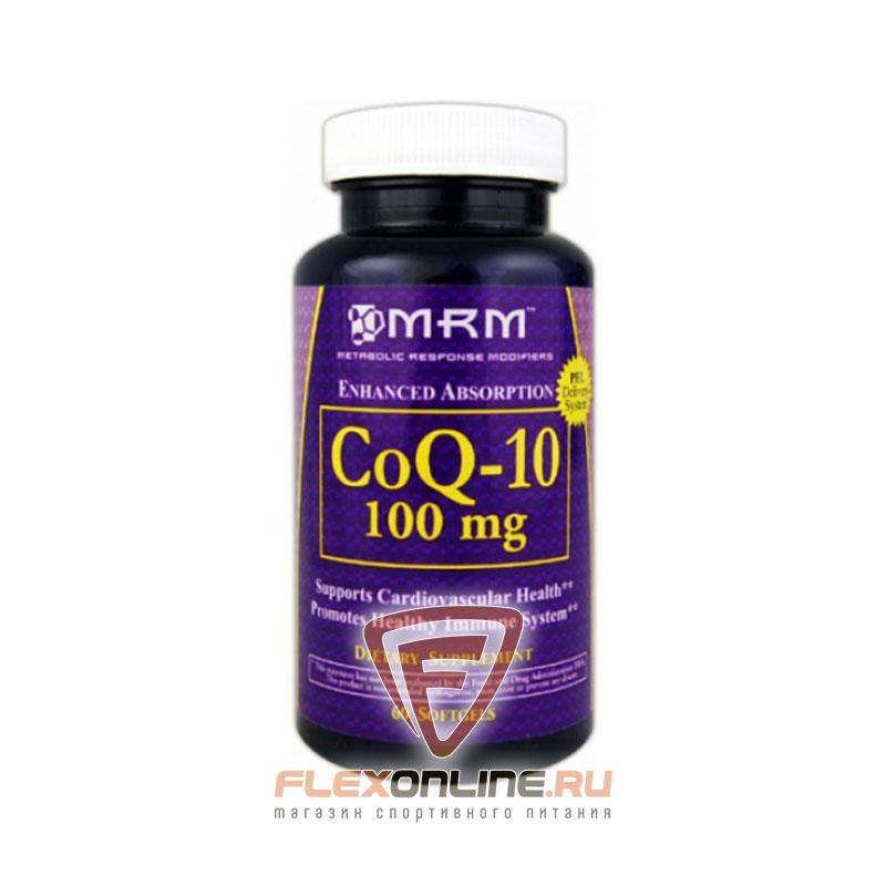 Прочие продукты CoQ-10 100 mg от MRM