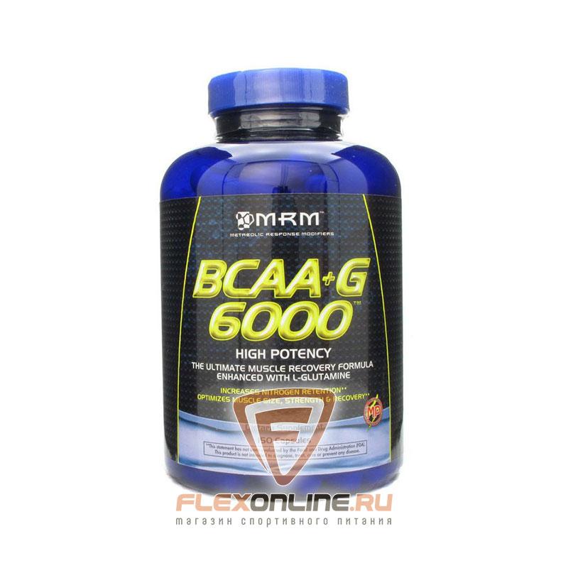 BCAA BCAA+G 6000 от MRM