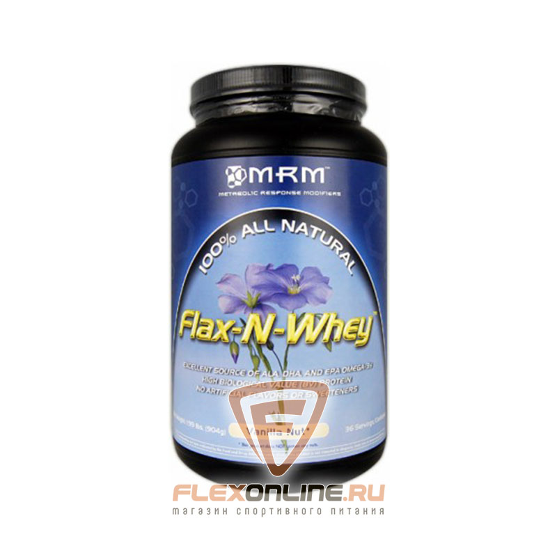 Протеин Flax-N-Whey от MRM