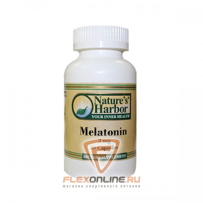 Прочие продукты Melatonin от Nature