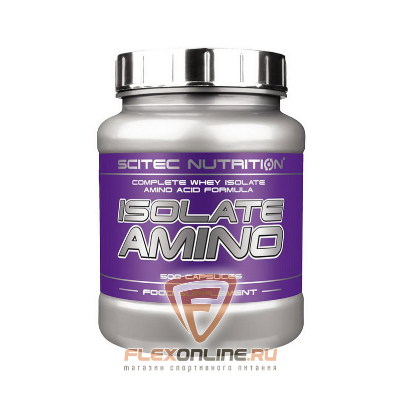 Scitec Isolate Amino