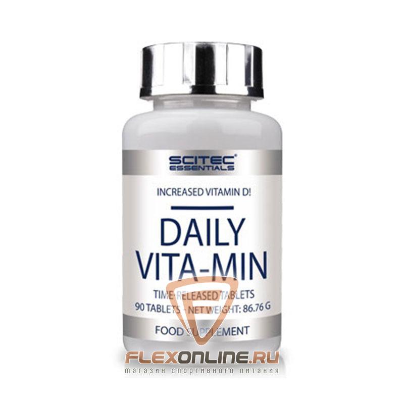 Scitec Daily Vita-Min