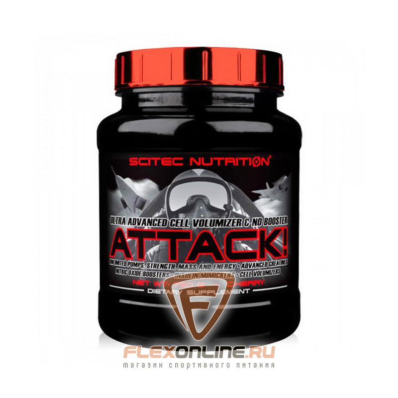 Scitec Attack