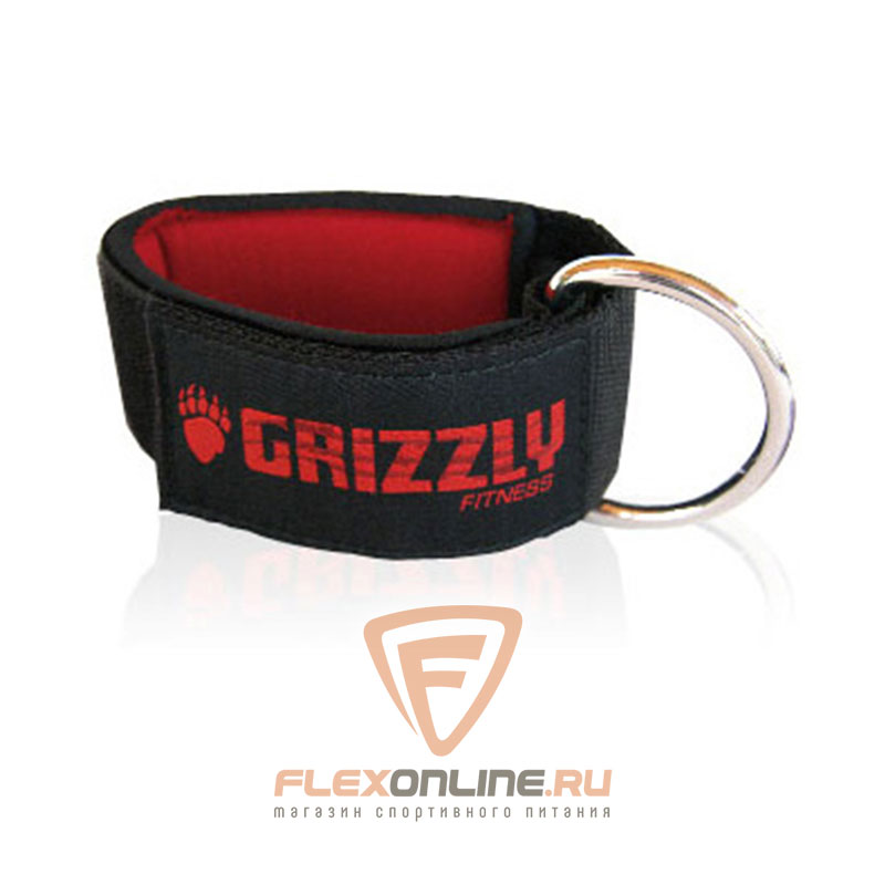 Ремни для тяги Ремень на лодыжку от Grizzly