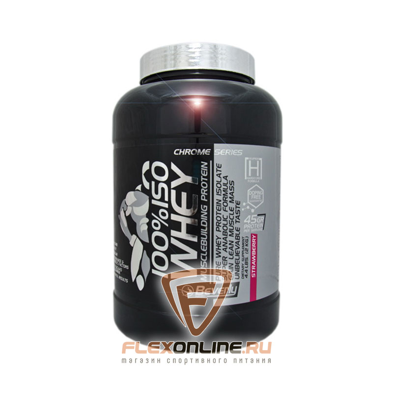 Beverly 100% Iso Whey