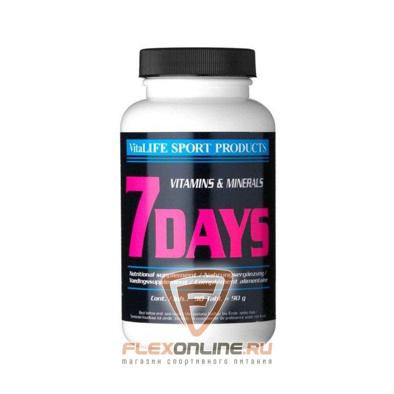 Витамины 7 Days от VitaLife