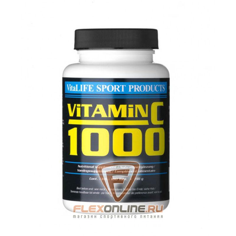 Витамины Vitamin C 1000 от VitaLife