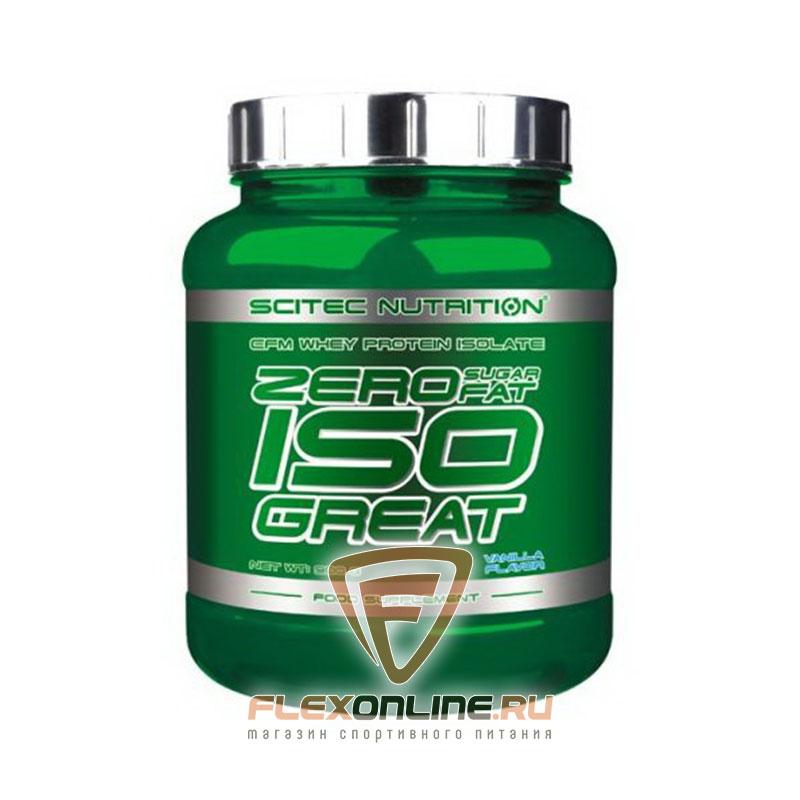 Scitec Zero Carb ISO Great