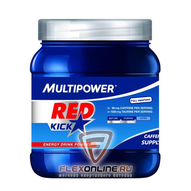 Энергетики Red Kick от Multipower