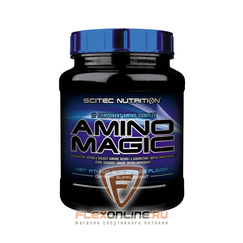 Аминокислоты Amino Magic от Scitec