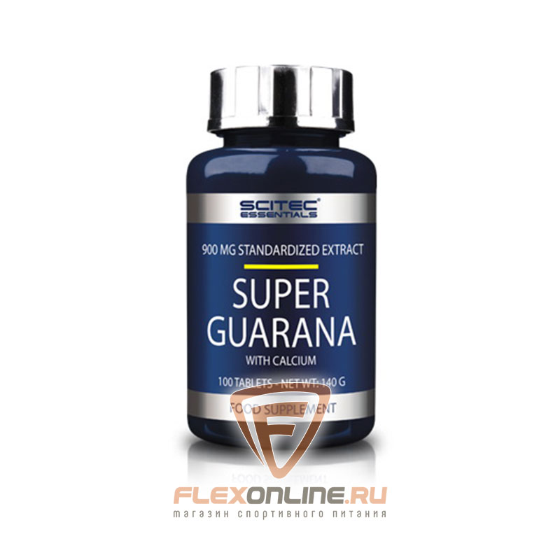 Scitec Super Guarana