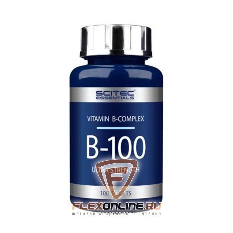 Витамины B-100 от Scitec