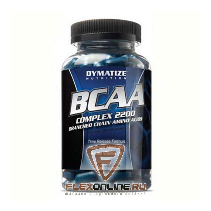 BCAA BCAA Complex 2200 от Dymatize