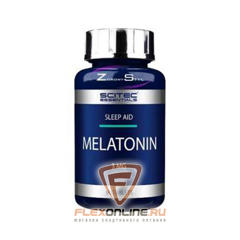 Прочие продукты Melatonin Sleep Aid от Scitec