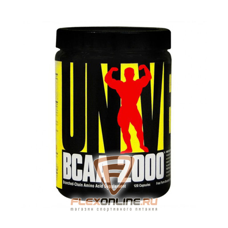 BCAA BCAA 2000 от Universal