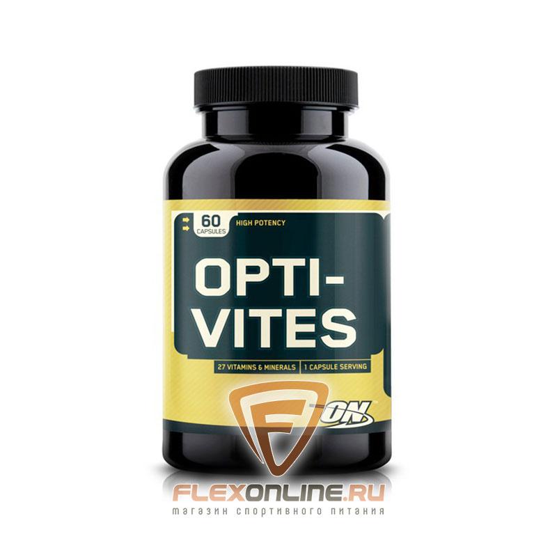 Витамины Opti-Vites от Optimum Nutrition