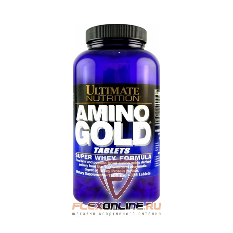 Аминокислоты Amino Gold от Ultimate Nutrition