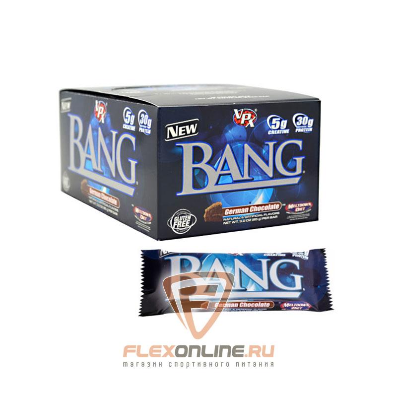 Шоколадки Bang Bar от VPX