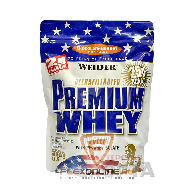 Протеин Premium Whey Protein от Weider