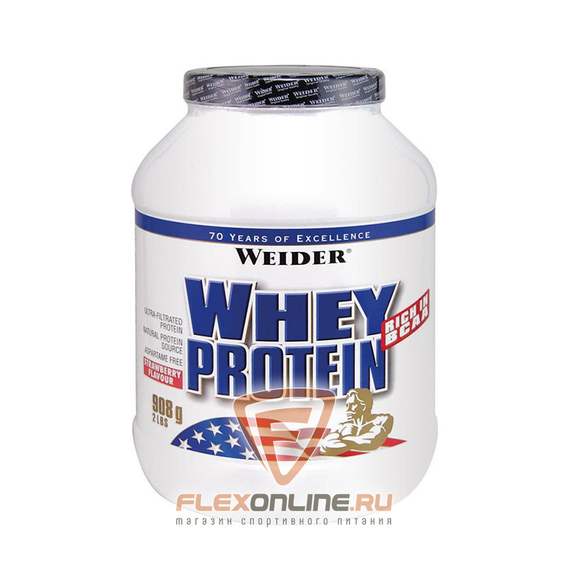 Протеин CFM Whey Protein от Weider