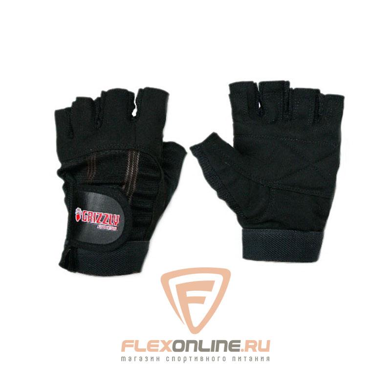 Перчатки Перчатки для фитнеса мужские от Grizzly