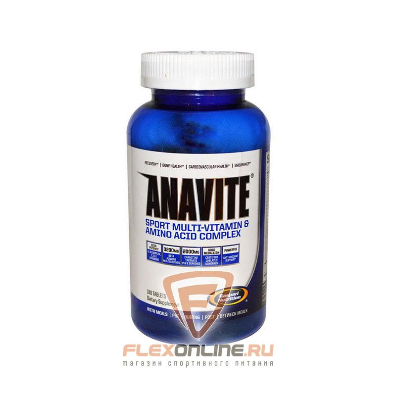 Витамины Anavite от Gaspari