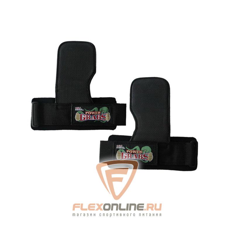 Ремни для тяги Ремни для тяги с фиксацией кисти от Raw Power