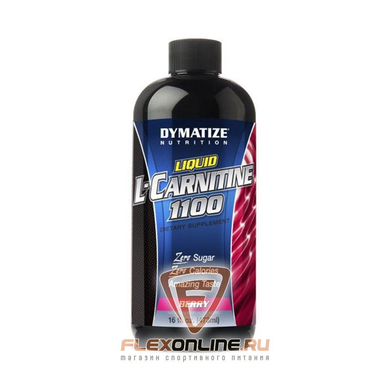L-карнитин L-Carnitine Liquid 1100 от Dymatize