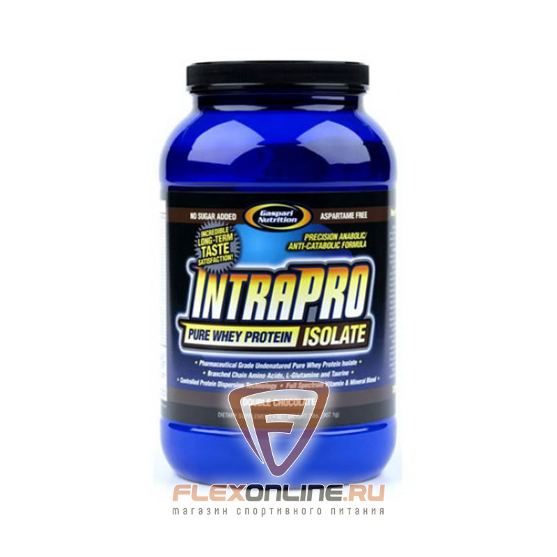 Протеин Intrapro Whey Protein Isolate от Gaspari