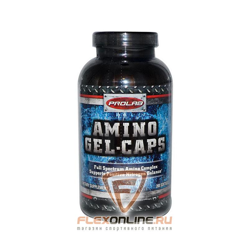 Аминокислоты Amino Gel от ProLab