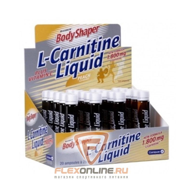 L-карнитин L-Carnitine Liquid 1800 от Weider