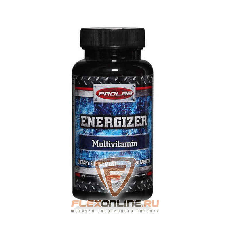 Витамины Energizer Multivitamin от ProLab