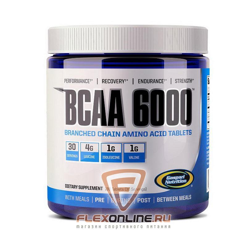 BCAA BCAA 6000 от Gaspari