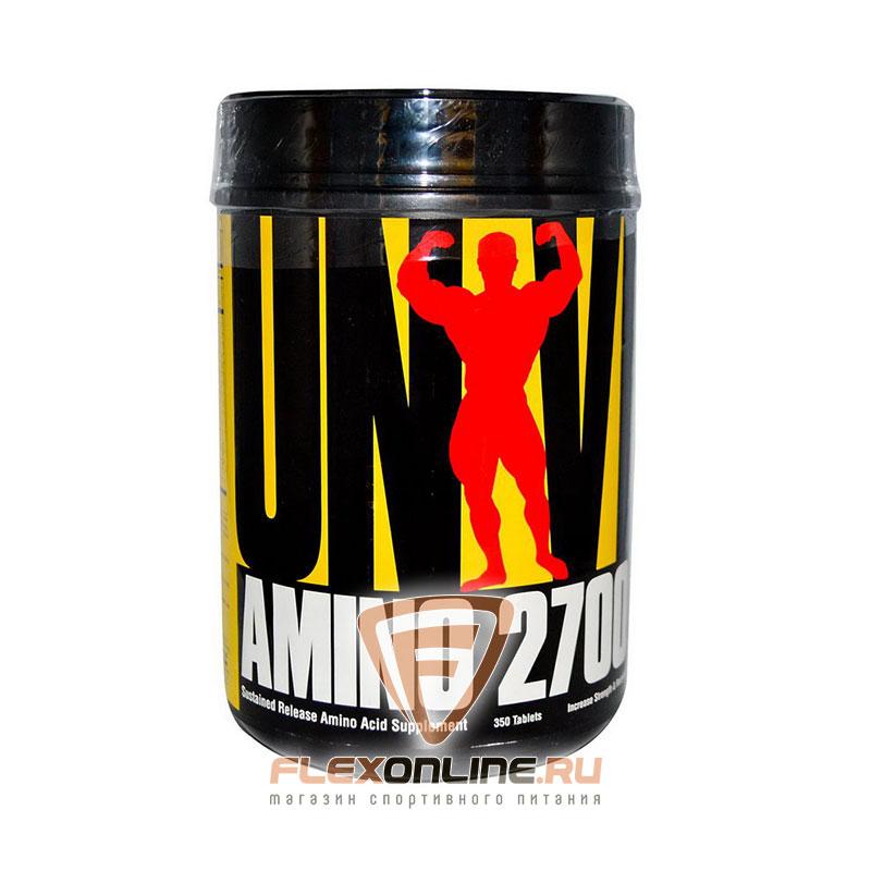 Аминокислоты Amino 2700 от Universal