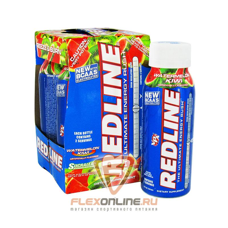Напитки Redline RTD от VPX