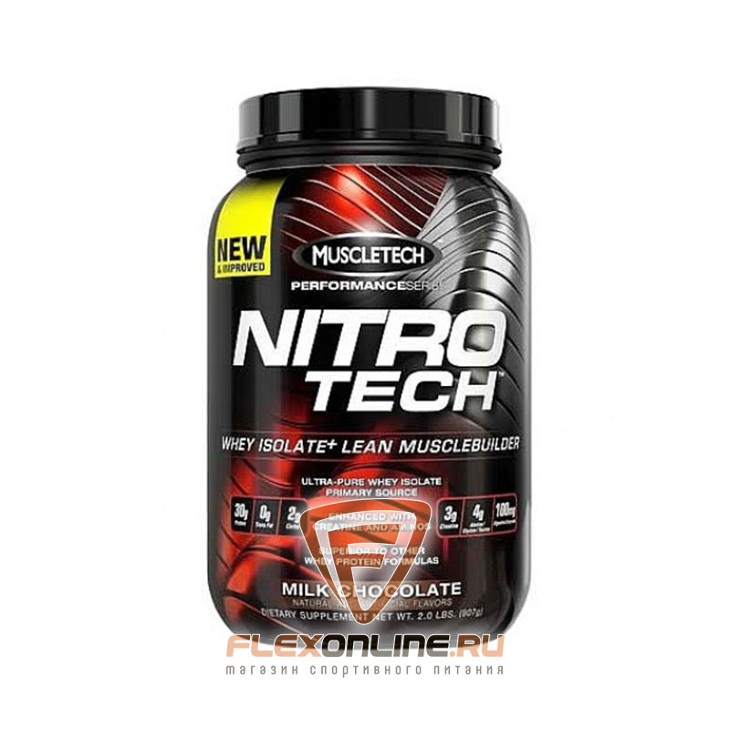 Протеин Nitro-Tech Performance Series от MuscleTech