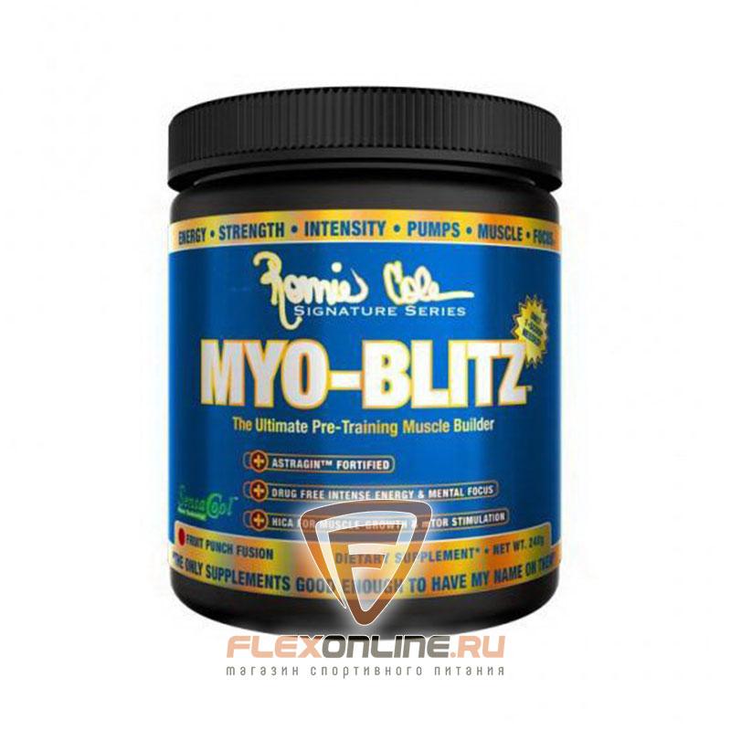 Предтреники Myo-Blitz от Ronnie Coleman