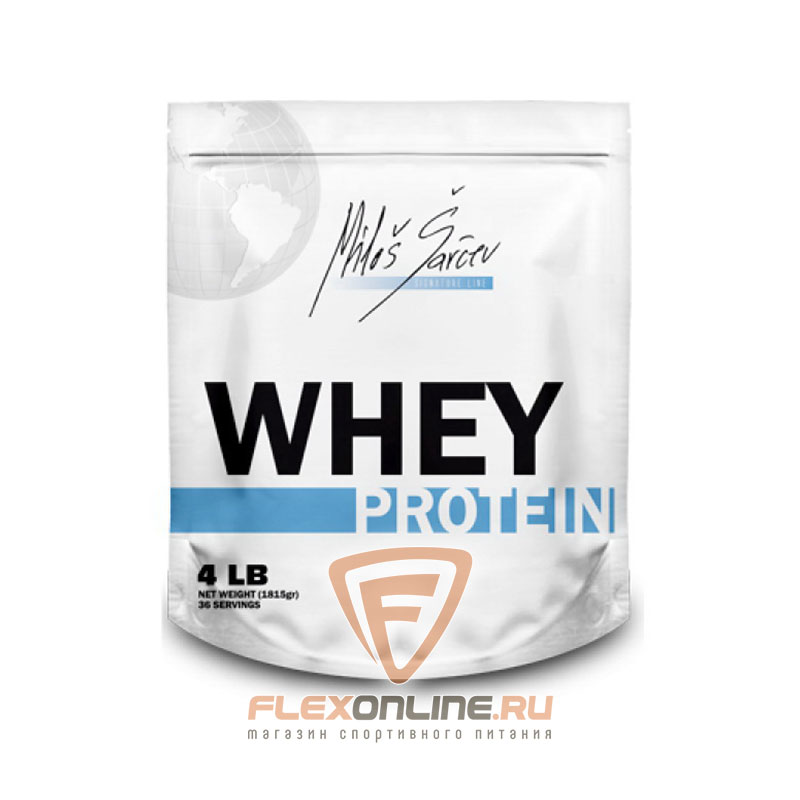 Протеин Whey Protein от Milos Sarcev