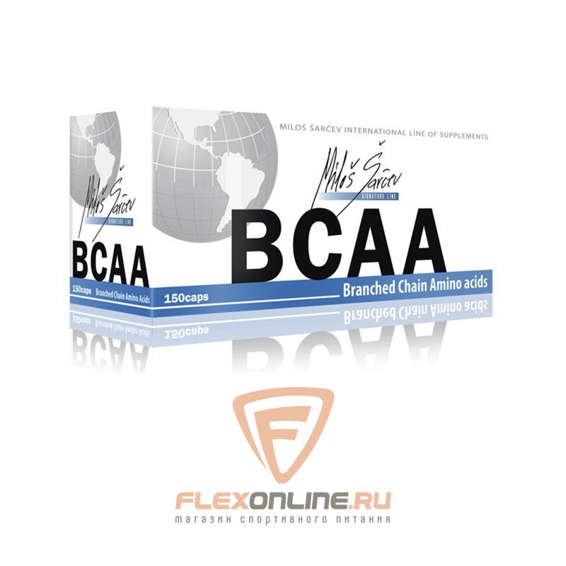 BCAA BCAA от Milos Sarcev
