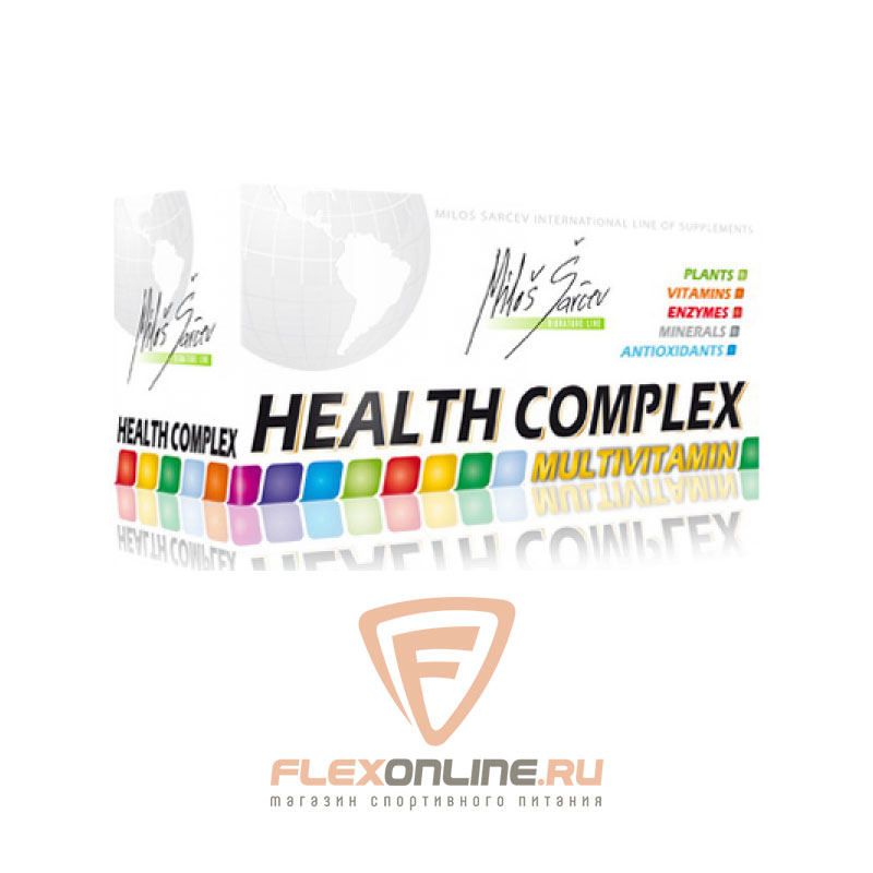 Витамины Health Complex от Milos Sarcev