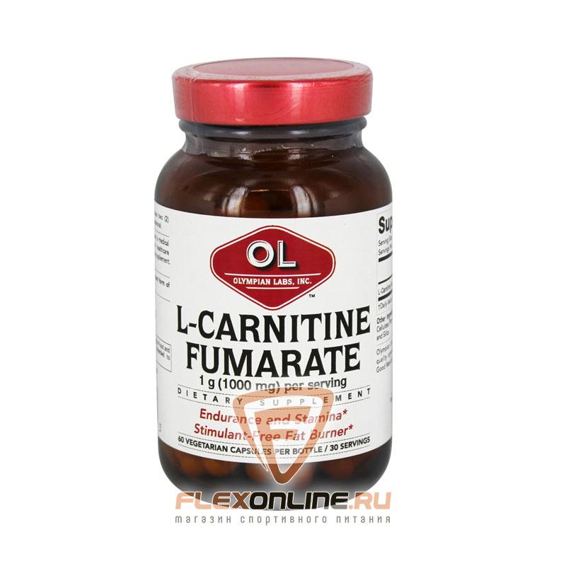 Olympian Labs L-Carnitine Fumarate