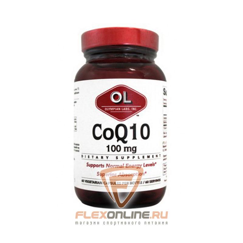 Olympian Labs CoQ10 100мг